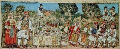 Ελληνική γιορτή του Θεόφιλου Χατζημιχαήλ